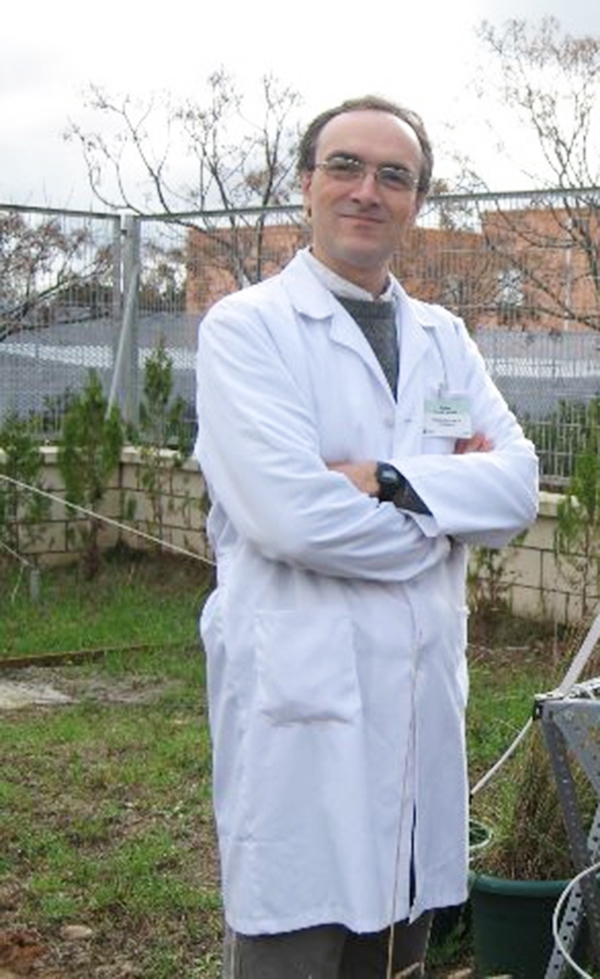 RAFAEL TORMO Profesor del Dpto. de Biología Vegetal, Ecología y Ciencias de la Tierra de la Universidad de Extremadura.