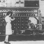 Máquina diseñada por Alan Turing para el espionaje británico en la II Guerra Mundial.