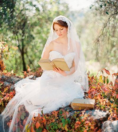 Dama-leyendo