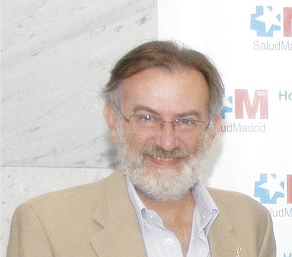 JOSÉ LUIS MARTÍNEZ. Profesor de investigación del Centro Nacional de Biotecnología (CSIC). Especialista en resistencia a los antibióticos