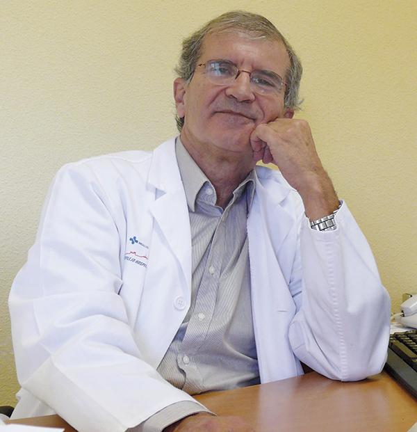 Dr. LUIS ESCRIBANO. Investigador asociado del Servicio de Citometría, Centro de Investigación del Cáncer, Universidad de Salamanca. Coordinador de la Red Española de Mastocitosis (REMA)