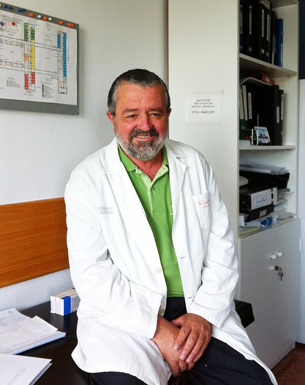 JOSÉ MARÍA LÓPEZ LOZANO MD PhD. Unidad de Medicina Preventiva. Hospital Vega Baja, Orihuela.