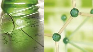 La química verde es una tendencia mundial que impulsa procesos más eficientes con menos residuos contaminantes (Foto: UNAM)