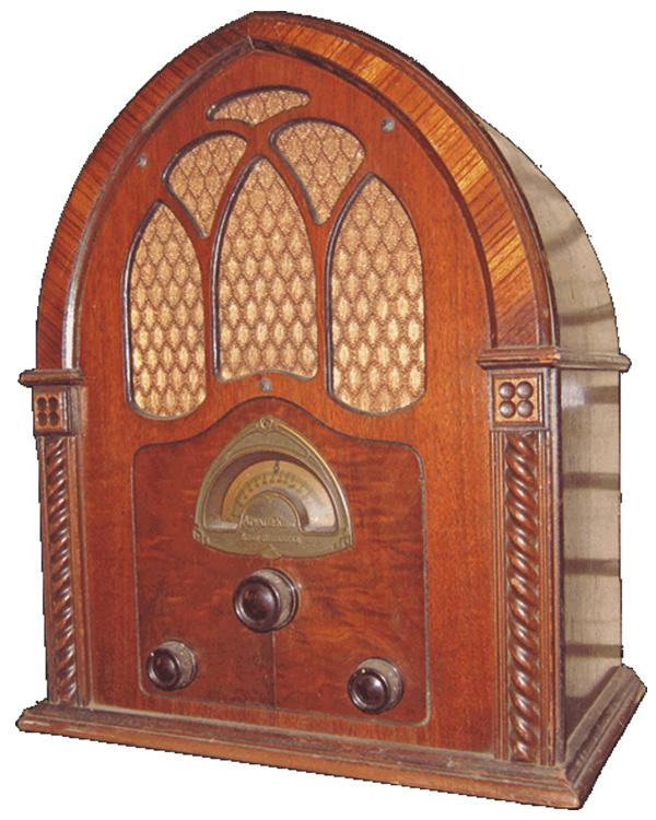 RADIO-ovalada