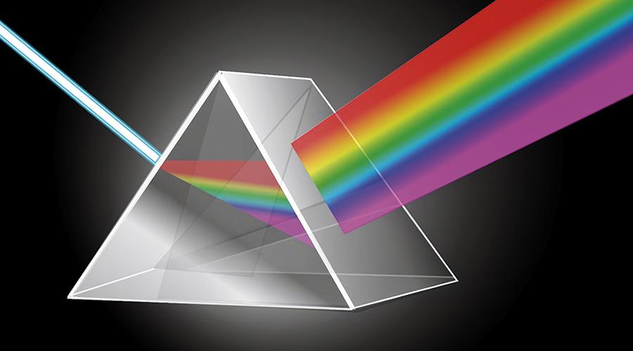 Foto portada: Teoría de la luz y el color.