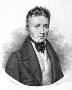 Joseph Johann von Littrow.
