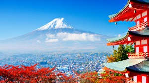 Foto portada: Monte Fuji, Japón.