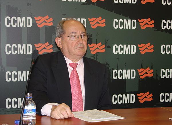 Ramón Izquierdo, jefe del Servicio de Rehabilitación del Hospital Clínico de Valladolid.