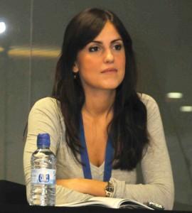 RUTH BLASCO Investigadora del Centro Nacional de Investigación sobre la Evolución Humana (CENIEH). Codirectora del yacimiento de la Cova de les Teixoneres, Barcelona.
