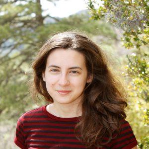AURORA TORRES, investigadora del Museo Nacional de Ciencias Naturales (Consejo Superior de Investigaciones Científicas).