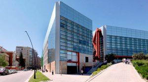 Foto portada: Edificio del Centro Nacional de Investigación sobre la Evolución Humana, en Burgos.