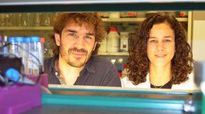Foto portada: Oriol Gallego e Irene Pazos.